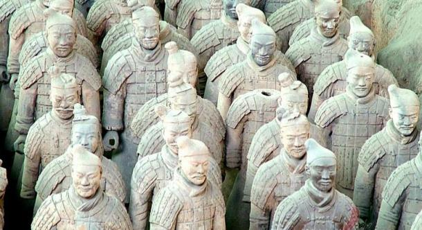 Slaves in ancient china