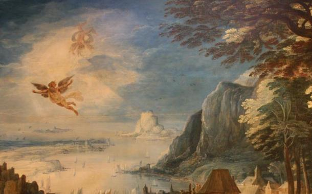 a plot review of the story daedalus and icarus By lainey ellis plot diagram for icarus and daedalus by: josephine preston peabody exposition resolution exposition describes where the story takes place and who is.