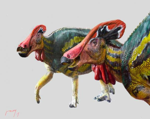 """Dinosaur in Mexico: New """"Talking"""" Species Used Low Frequency Sounds"""