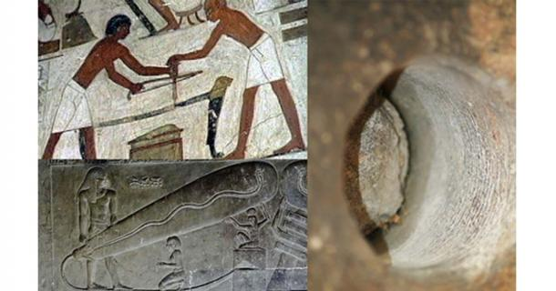 Common Tools or Ancient Advanced Technology? How Did the Egyptians Bore Through Granite?
