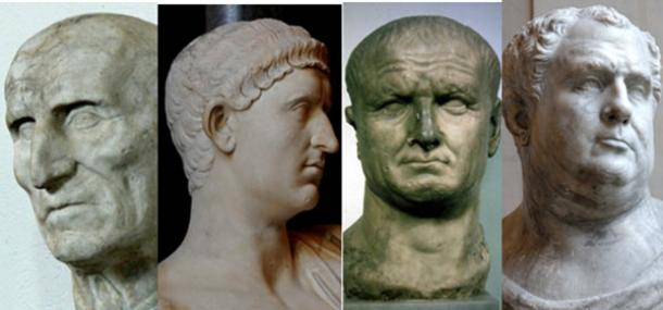 The Year Of The Four Emperors Ancient Origins