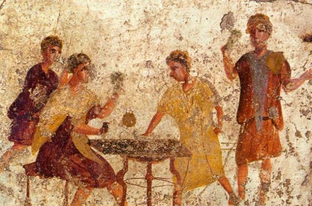 Gambling ancient greece roulette online game fun