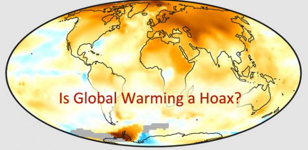 global warming is a myth-argumentative essay