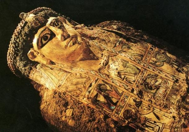 golden mummy - El Valle de las Momias de Oro y una riqueza de conocimientos acerca de nuestro pasado antiguo
