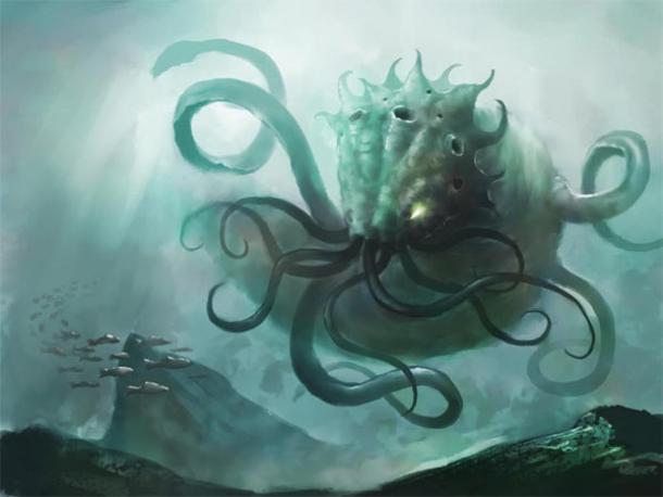 The Legendary Kraken