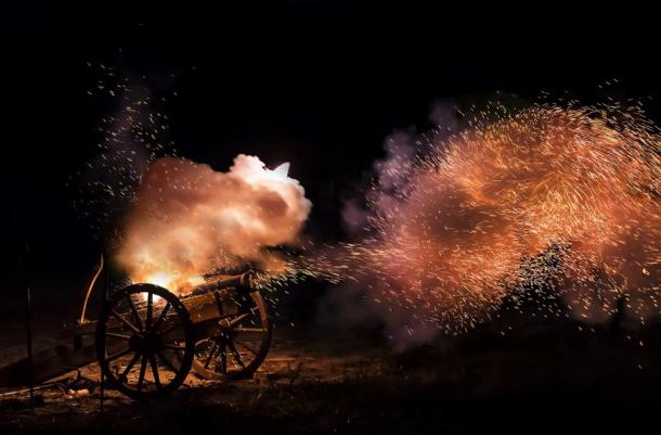 Medieval gunpowder recipes were far from perfected and led to many explosive accidents. Source: photosampler / Adobe Stock