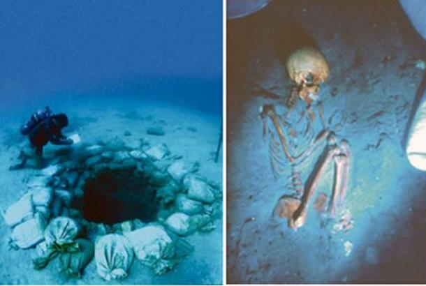 The 9,000-year-old underground megalithic settlement of Atlit Yam