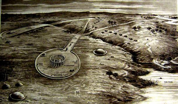 Underground map reveals mysteries of Stonehenge (+video)