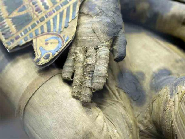 Ready for the Afterlife: The Mummification Process in Ancient Egypt