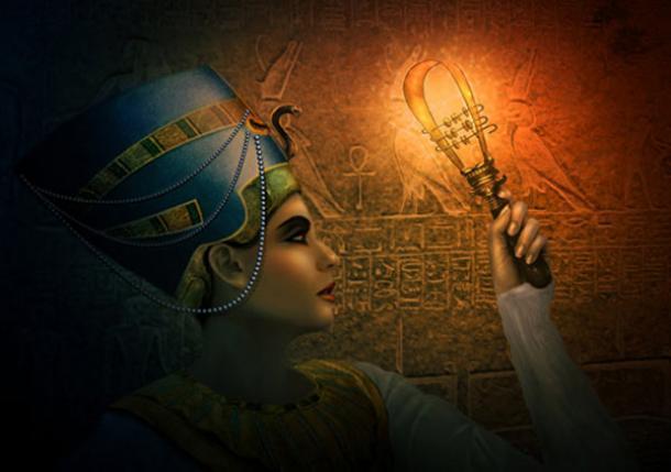 Resultado de imagem para Nefertiti despertar de gaia
