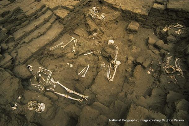 New Evidence Suggest Ancient Peruvians Slaughtered War
