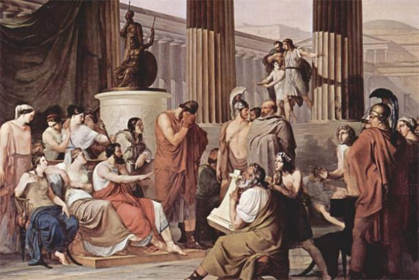 The Odyssey Literature  TV Tropes
