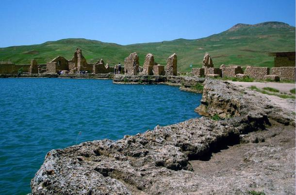 The Ancient Site of Takht-e Soleyman: Iran's Throne of King Solomon