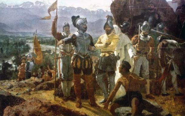 the spanish use of animals as weapons of war