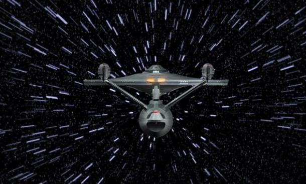 Warp Antrieb Star Trek