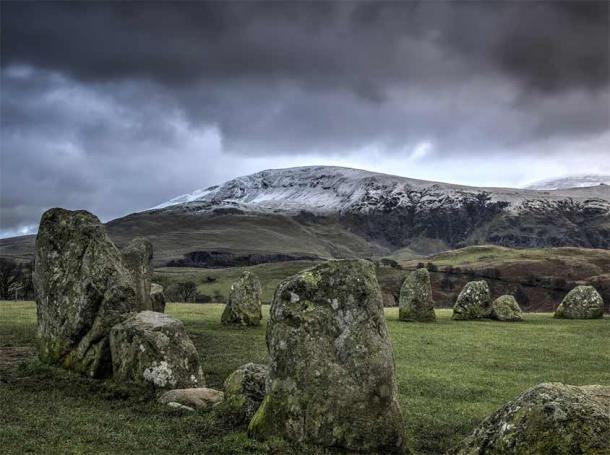 Castlerigg Stone Circle, Cumbria, England     Source: grahammoore999 / Adobe Stock