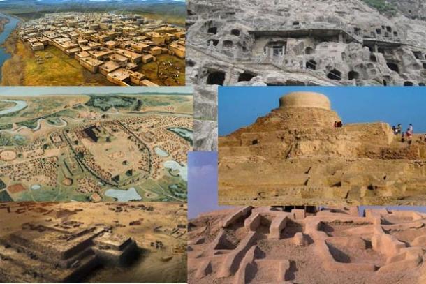 ten ancient cities - Diez Ciudades increíbles desde el Mundo Antiguo