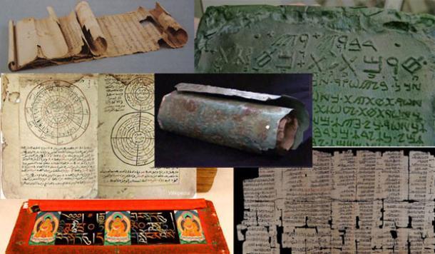 Diez textos increíbles de nuestro pasado