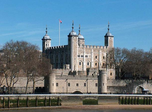 Tower of London:  A Palace, a Prison and a Place of Execution