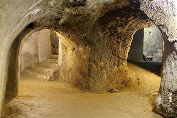 The Znojmo Catacombs: A Maze of Tunnels Where No Enemies Escaped Alive