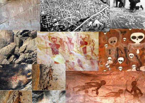 Ten Mysterious Examples of Rock Art from the Ancient World