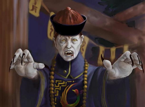 The Living Dead: Chinese Hopping Vampires