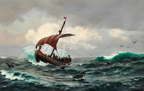 the life and expeditions of leif ericson Leif eriksson and his expeditions were which demonstrated the many struggles and hardships faced when starting a new life from scratch leif was also among the.