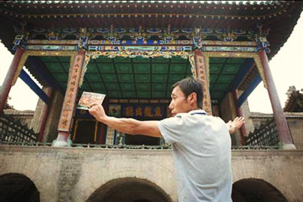 Qikou's fledging tourism industry offers new job opportunities for local residents.