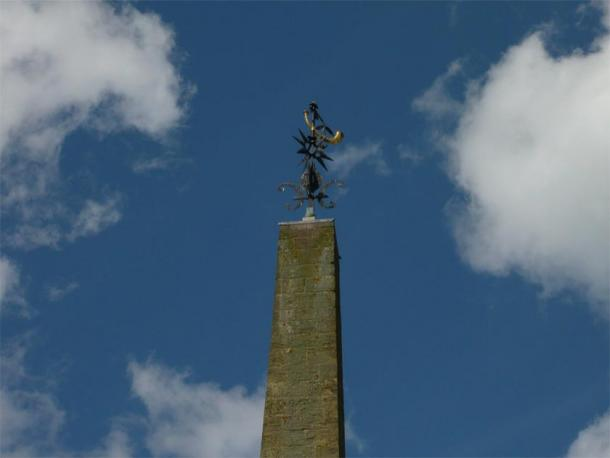 A horn is on Ripon's obelisk and is regarded as a symbol of the city. (Brian Pettinger/CC BY NC SA 2.0)