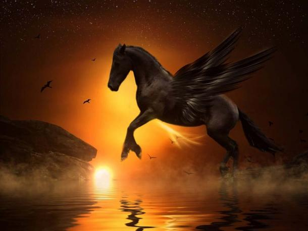 The horse of the sun is one of the oldest metaphors on earth