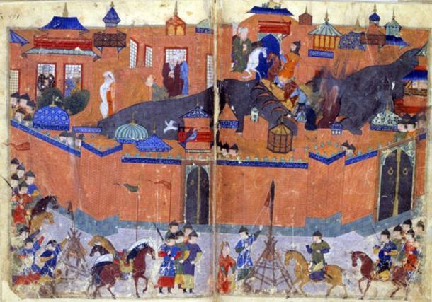 Hulagu Khan's siege of Baghdad (1258)