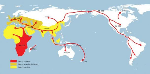 Study Says Hominids May Have Entered Europe Via The Strait Of