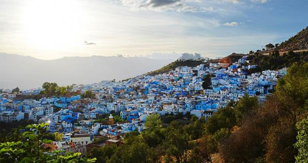 Chefchaouen, Morocco's Blue Pearl, a city of history, culture and natural beauty. Source: Jota SP / Adobe Stock