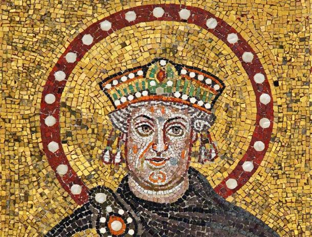 Theodoric the Great ensured peace between the Romans and Goths of Ravenna during his reign. (Ввласенко / CC BY-SA 3.0)