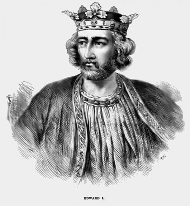Was Dr. Foster actually King Edward I of England? (Public Domain)