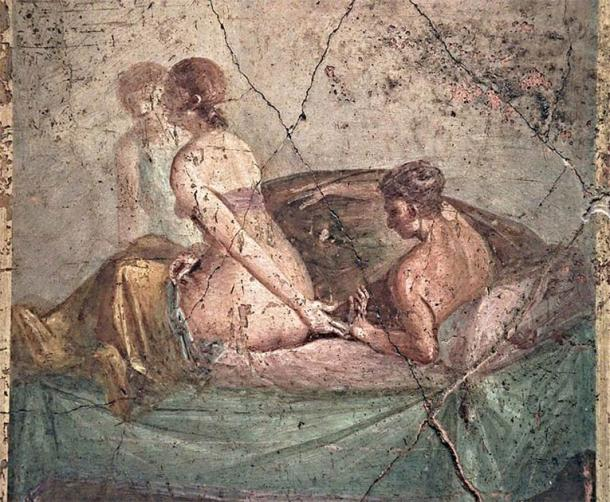 Ancient Rome was home to a thriving business of thousands of registered, and unregistered sex workers whose task was to provide pleasure. (Mentnafunangann / CC BY-SA 2.0)