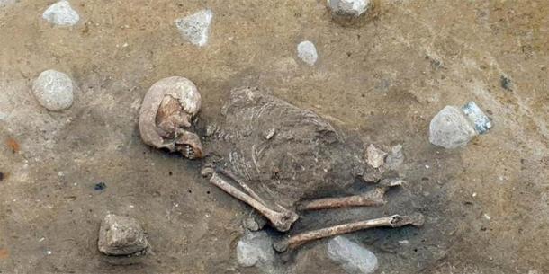 The Lady of Bietikow. (Philipp Roskoschinski/Archaeros-Archäologische Beratung und Projektausführung)
