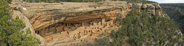Anasazi cliff dwellings in Mesa Verde National Park, USA. (Tony Craddock / Adobe Stock)