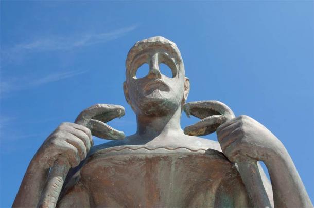 Statue of Asklepios found on the island of Kos, Greece (Alterfalter / Adobe Stock)