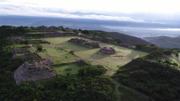 Monte Albán. (Dr. Marc Levine)