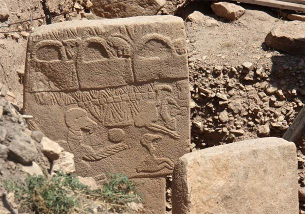 Archaeologists have already found animal carvings at Karahan Tepe similar to the well-known Vulture Stone and others at Göbekli Tepe. (Sue Fleckney / CC BY-SA 2.0)
