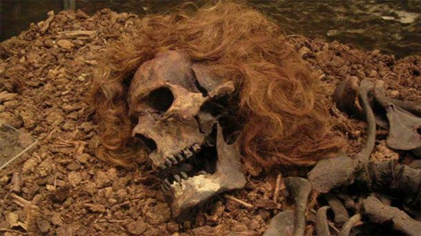 The unfortunate Bocksten Man, the most famous of all bog body murders, was brutally killed. (CC BY 2.0)