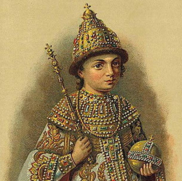 Young Peter the Great of Russia. (Ras67 / Public Domain)