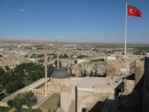 Panorama of Şanlıurfa ( Alen Ištoković / CC BY-SA 3.0)