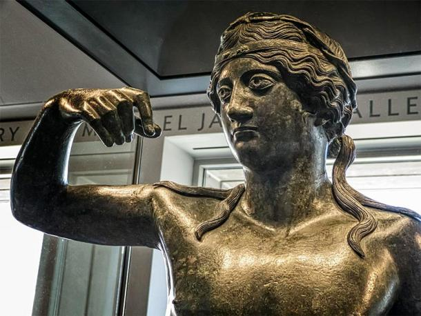 Bronze statue of a young Dionysus from the Hellenistic period. (Mary Harrsch / CC BY-NC-SA 2.0)