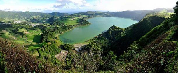 The Azores in Portugal. (CC BY-SA 3.0)