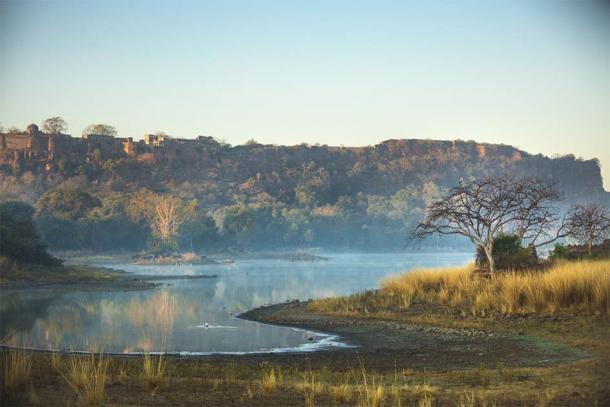 Ranthambore Fort in Rajasthan has experienced a tumultuous history since it was built in the 10th century. (Sameer Sapte / Adobe Stock)