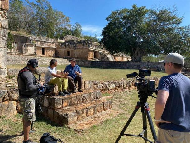 In archaeological terms, we've only scratched the surface of the Maya civilization. (Dr. Edwin Barnhart, Director of the Maya Exploration Center/Great Courses Plus)