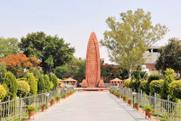 Jallianwala Bagh massacre memorial, Amritsar, Punjab, India (flocu / Adobe Stock)