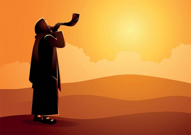 The most well-known tradition of Rosh Hashanah is the blowing of the shofar. (rudall30 / Adobe Stock)